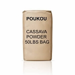 CASSAVA POWDER 50LBS BAG