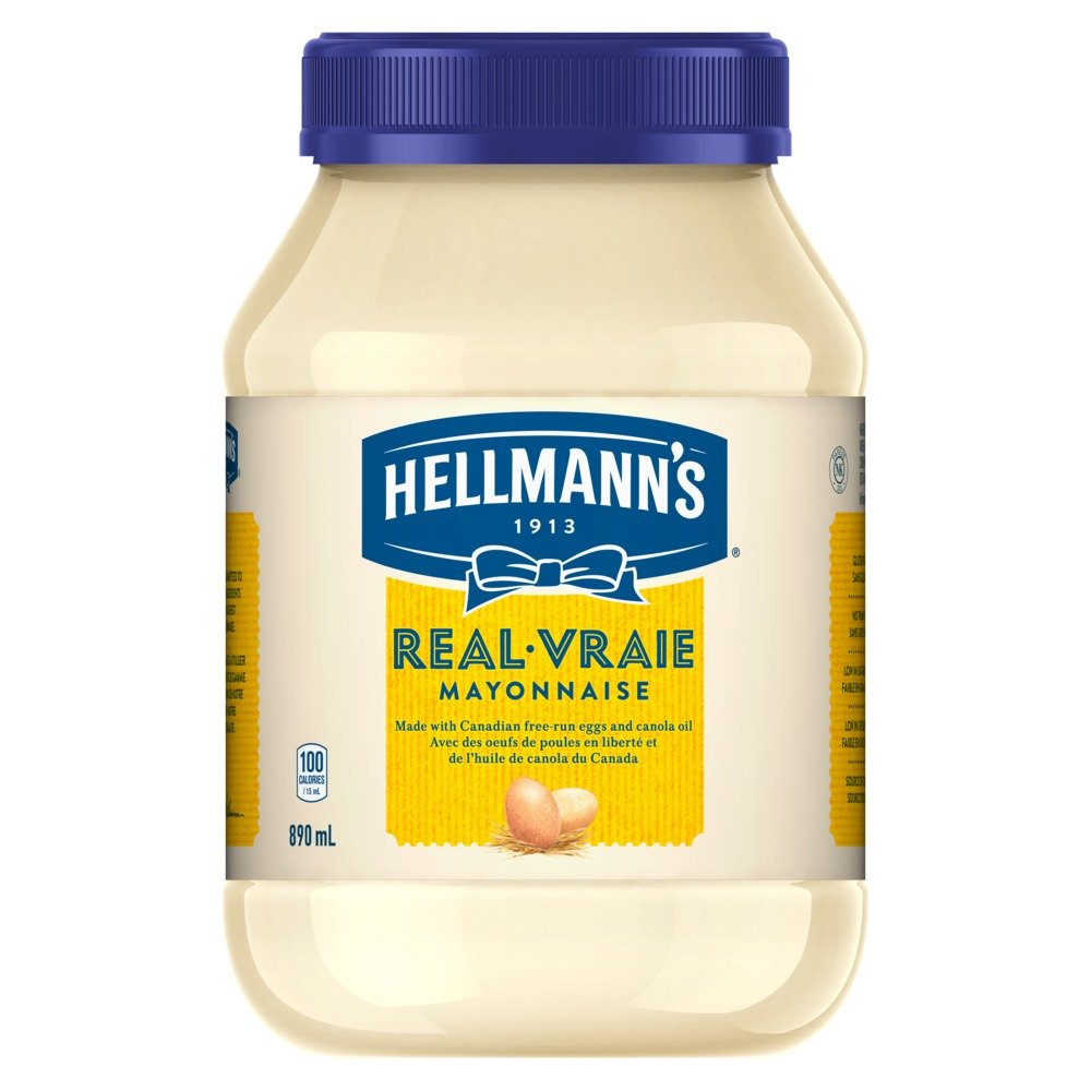 Hellmann's Mayonnaise Real 10/30 OZ