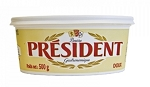 PRESIDENT FRENCH BUTTER 8X500G