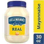 Hellmann's Mayonnaise Real 15/30 OZ