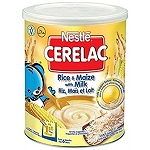 CERELAC  Rice & maize  24X400G