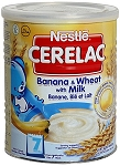 Nestle Cerelac Banana & Wheat24X400G