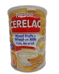 NESTLE CERELAC MIXED FRUITS & WHEAT WITH MILK 12X1KG