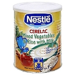 Nestle Cerelac Mixed Vegetables 24X400