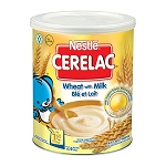 NESTLE CERELAC, WHEAT WITH MILK, 24 X 400 GE