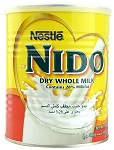 NIDO MILK POWDER 24 X 400 GRAM