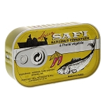SAFI SARDINES IN SPICY OIL 50X4.4O